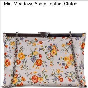 💖 Patricia Nash Mini Meadows Asher Leath Shoulder